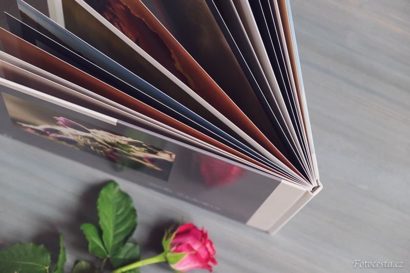 Fotokniha Saal Digital.