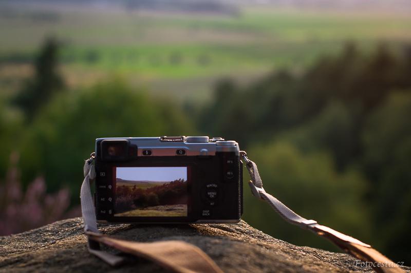 Fotoaparát.