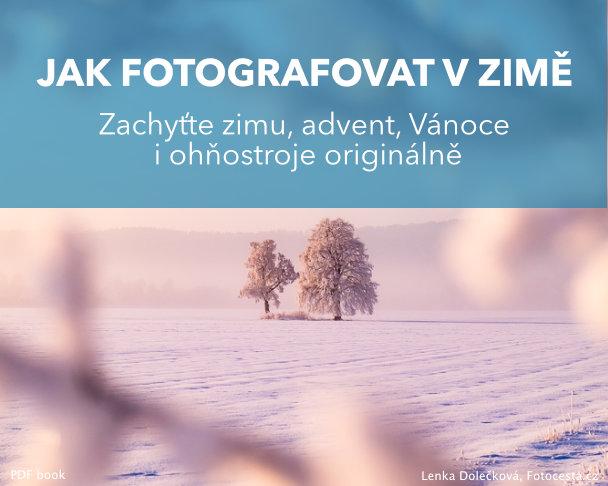 Ebook Jak fotogravot v zimě.
