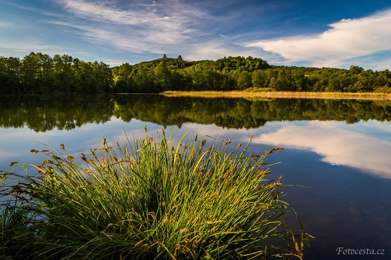 Rokytnický rybník.