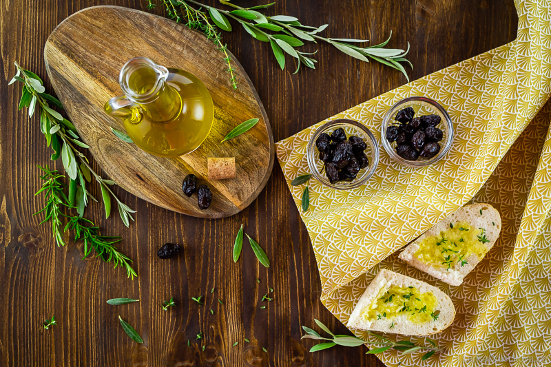 Olivový olej Honey&Olives.